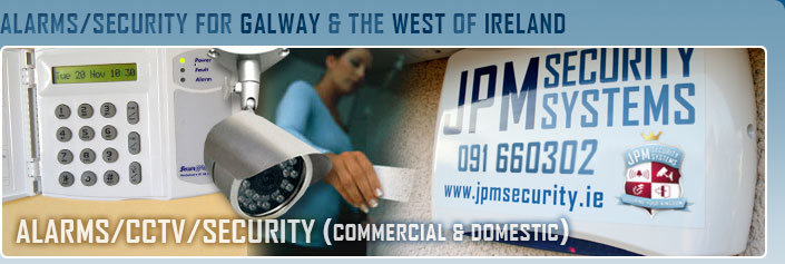 JPM Alarms Galway Galway Ireland